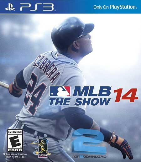 MLB 14 The Show | تاپ 2 دانلود