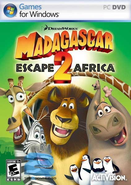 Madagascar Escape 2 Africa | تاپ 2 دانلود
