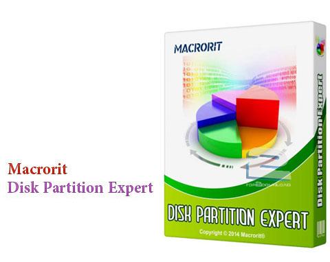 Macrorit Disk Partition Expert home Edition | تاپ 2 دانلود