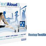 دانلود نرم افزار مبدل متن به صدا Nextup TextAloud 3.0.65
