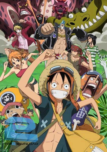One Piece Strong World 2009   تاپ 2 دانلود