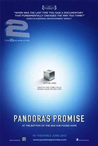 Pandora's Promise | تاپ 2 دانلود
