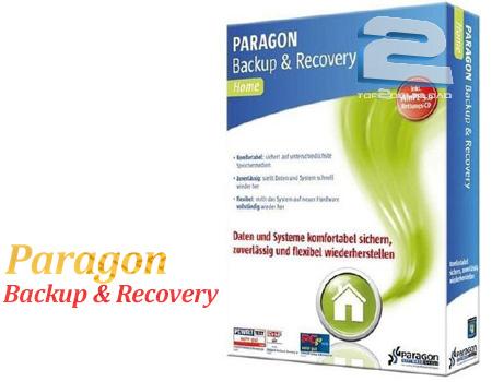Paragon Backup & Recovery | تاپ 2 دانلود