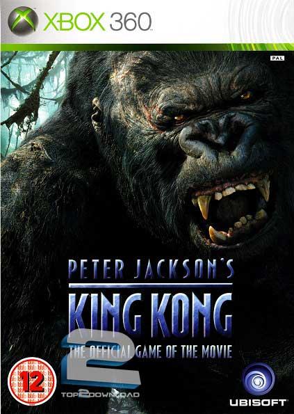 Peter Jacksons King Kong | تاپ 2 دانلود