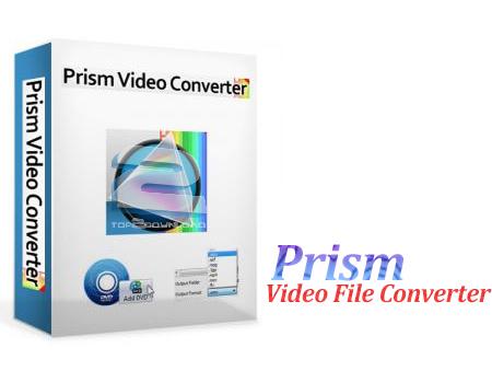 nch prism video file converter plus