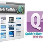 دانلود نرم افزار طراحی وبسایت Quick 'n Easy Web Builder 2.1.0