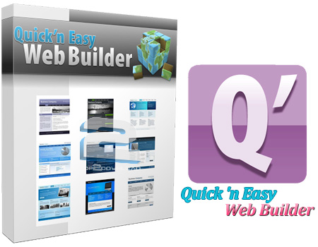 Quick 'n Easy Web Builder | تاپ 2 دانلود