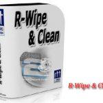 دانلود نرم افزار حذف فایل های اضافه R-Wipe & Clean 10.2 Build 1918