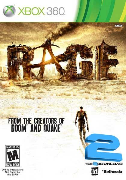 Rage | تاپ 2 دانلود
