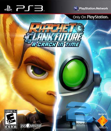 Ratchet and Clank Future A Crack in Time | تاپ 2 دانلود