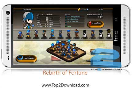 Rebirth of Fortune 2  | تاپ2دانلود