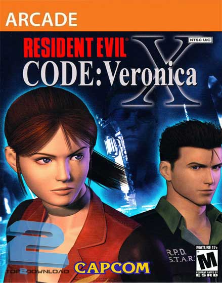 Resident Evil CODE Veronica X HD | تاپ 2 دانلود