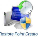 دانلود نرم افزار مدیریت ریستور پوینت Restore Point Creator 2.2.6 Final