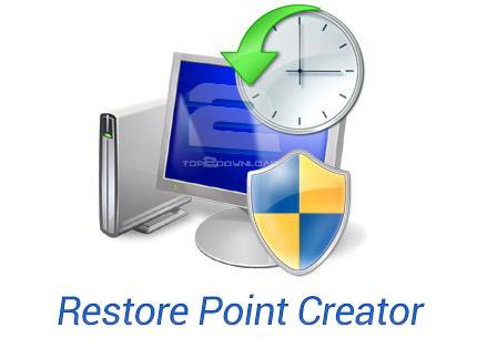 Restore Point Creator | تاپ 2 دانلود