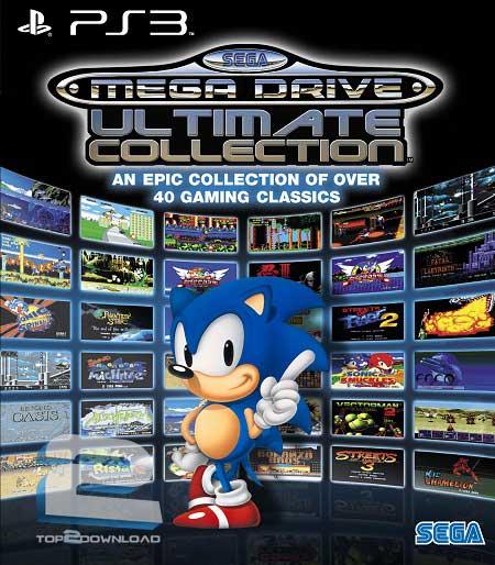 SEGA Mega Drive Ultimate Collection   تاپ 2 دانلود