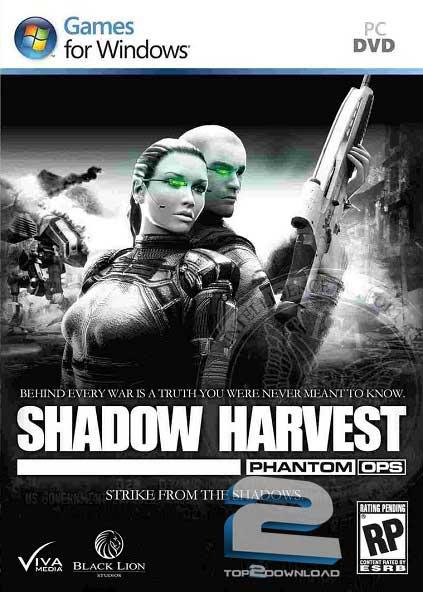 Shadow Harvest Phantom Ops | تاپ 2 دانلود