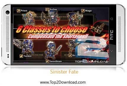 Sinister Fate | تاپ2دانلود