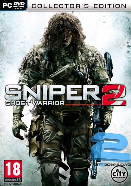 Sniper Ghost Warrior 2 Collectors Edition   تاپ 2 دانلود