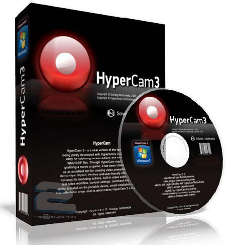 SolveigMM HyperCam | تاپ 2 دانلود