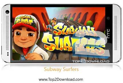 Subway Surfers |تاب2دانلود