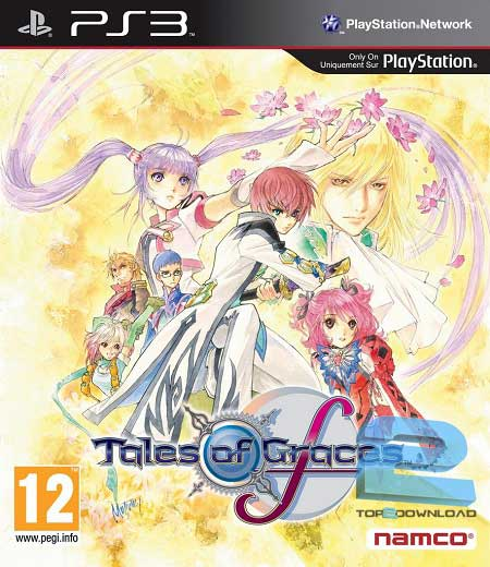 Tales of Graces F   تاپ 2 دانلود
