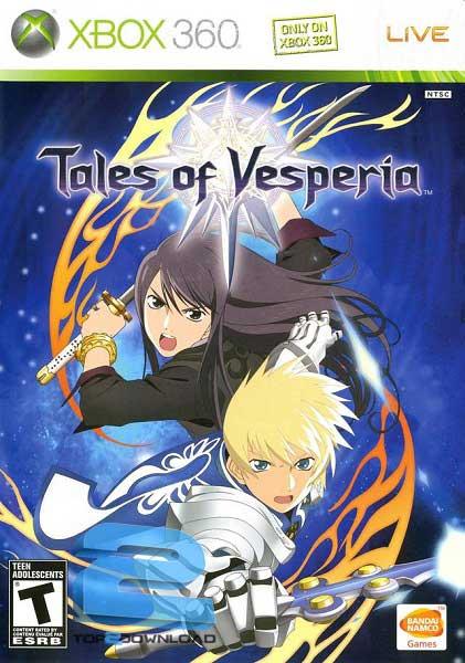 Tales of Vesperia | تاپ 2 دانلود