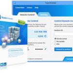 دانلود نرم افزار کنترل کامپیوتر از راه دور TeamViewer 9.0.28223