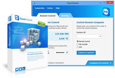 TeamViewer | تاپ 2 دانلود