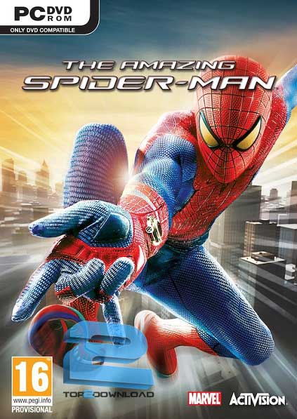 The Amazing Spider-Man | تاپ 2 دانلود