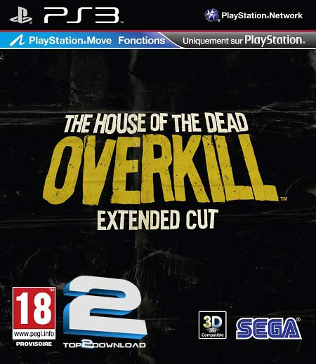 The House of the Dead Overkill Extended Cut | تاپ 2 دانلود