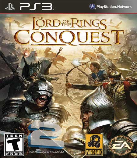 The Lord of the Rings Conquest | تاپ 2 دانلود