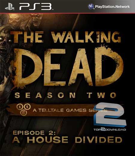 The Walking Dead Season 2 Episode 2 | تاپ 2 دانلود