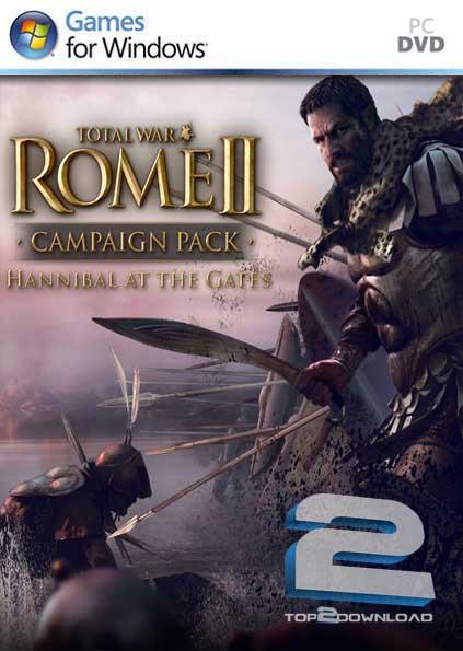 Total War ROME II Hannibal at the Gates | تاپ 2 دانلود