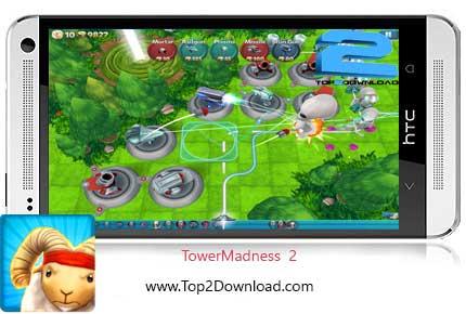 TowerMadness 2 v1.2.4 | تاپ 2 دانلود