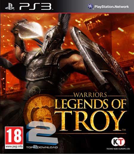 Warriors Legends of Troy  تاپ 2 دانلود