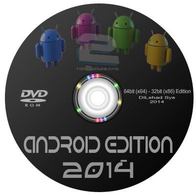 Windows 7 Android Edition | تاپ 2 دانلود