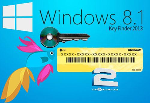 Windows 8.1 Product Key Finder Ultimate | تاپ 2 دانلود