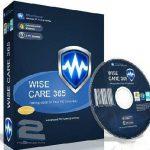 دانلود نرم افزار بهینه ساز سیستم Wise Care 365 Pro 2.96.241