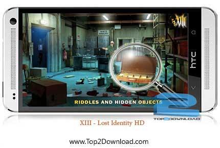 XIII - Lost Identity HD | تاپ2دانلود