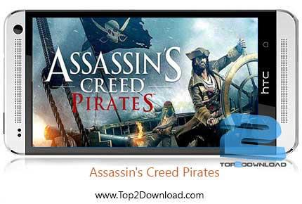 Assassin's Creed Pirates | تاپ2دانلود