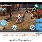 دانلود بازی assassin's Creed altairs chronicles برای اندروید