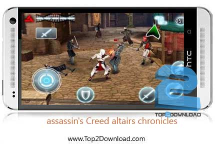 assassin's Creed altairs chronicles  | تاپ2دانلود