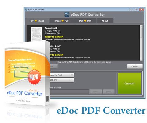 eDoc PDF Converter   تاپ 2 دانلود