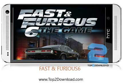 FAST & FURIOUS 6 | تاپ2دانلود