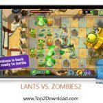 دانلود بازی PLANTS VS. ZOMBIES ™ 2 V2.0.1 برای اندروید