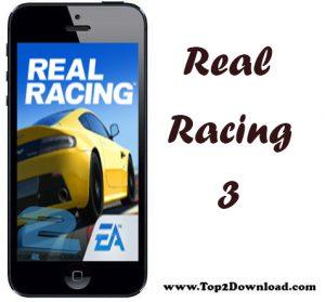 Real Racing 3 v2.1.0 | تاپ 2 دانلود