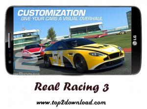 Real Racing 3    تاپ 2 دانلود