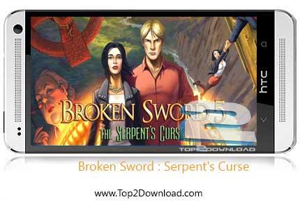 Broken Sword:Serpent's Curse   تاپ2دانلود