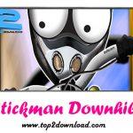 دانلود بازی Stickman Downhill v2.3 برای اندروید