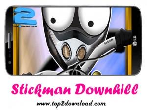 Stickman Downhill   تاپ 2 دانلود